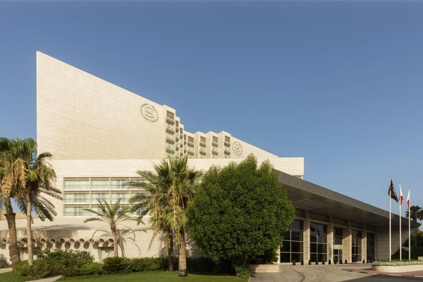 Sheraton Dubai Creek Hotel & Towers - фото 20