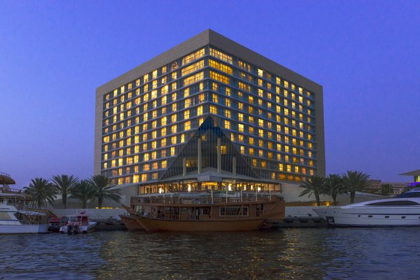 Sheraton Dubai Creek Hotel & Towers - фото 21