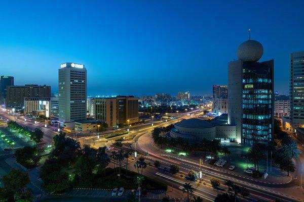 Sheraton Dubai Creek Hotel & Towers - фото 22