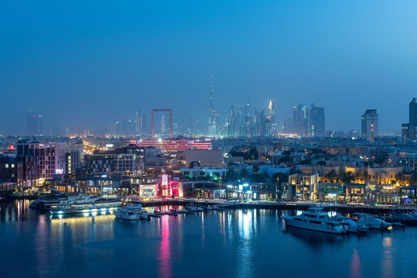Sheraton Dubai Creek Hotel & Towers - фото 23
