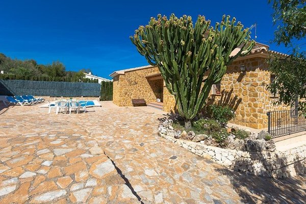 Villa El Castellet - фото 12
