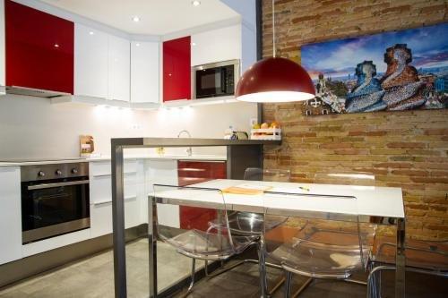 Апартаменты Dailyflats Raval - фото 17