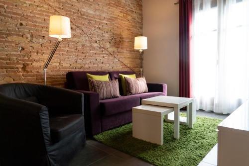 Апартаменты Dailyflats Raval - фото 8