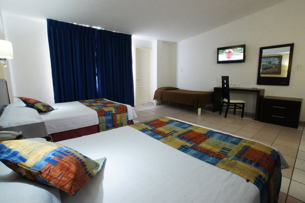 Hotel Marbella - фото 5