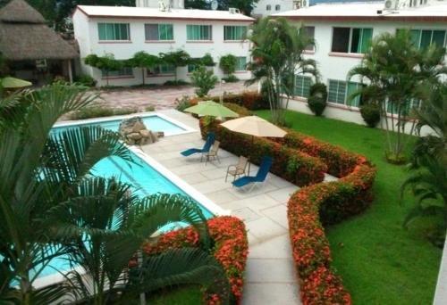 Hotel Parotas - фото 18
