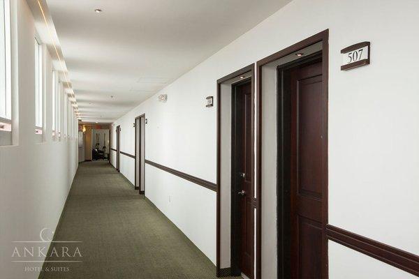 Hotel Ankara - фото 17