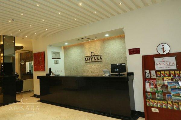 Hotel Ankara - фото 18