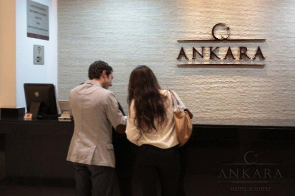 Hotel Ankara - фото 3