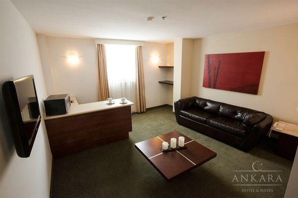 Hotel Ankara - фото 6