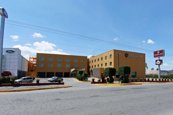 Fiesta Inn San Luis Potosi Oriente - фото 23