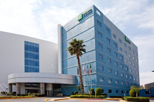 Holiday Inn Express San Luis Potosi - фото 22