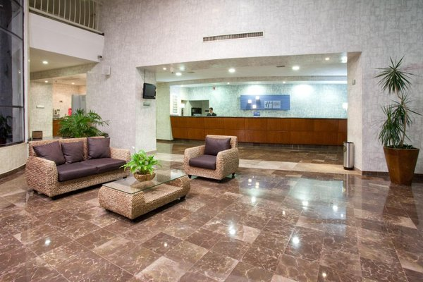 Holiday Inn Express San Luis Potosi - фото 7