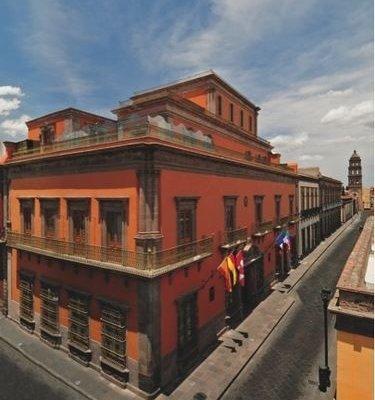 Hotel Museo Palacio de San Agustin - фото 20