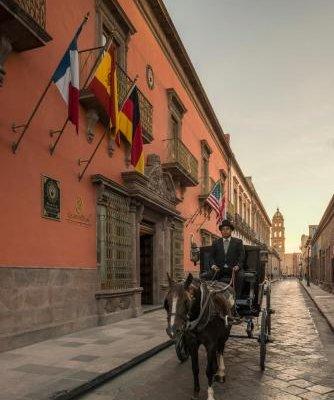 Hotel Museo Palacio de San Agustin - фото 23