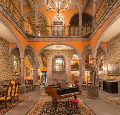 Hotel Museo Palacio de San Agustin - фото 6