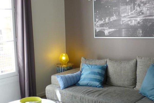 Apart of Paris - Le Marais - Passage de l'Ancre - 2 bedroom - фото 23