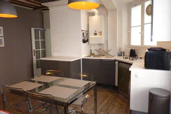 Apart of Paris - Le Marais - Passage de l'Ancre - 2 bedroom - фото 5