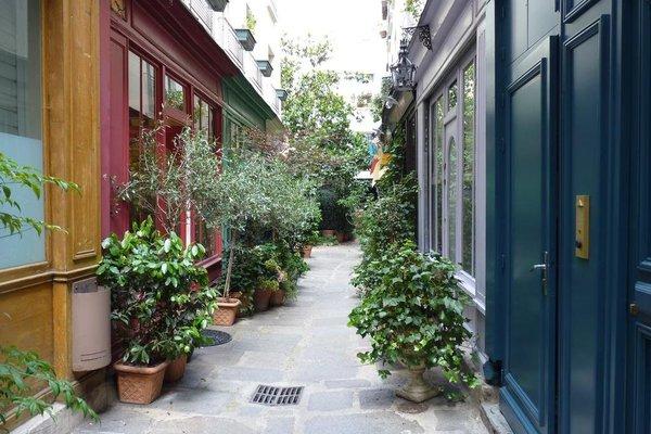 Apart of Paris - Le Marais - Passage de l'Ancre - 2 bedroom - фото 8
