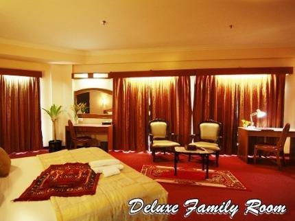 Hotel Grand Continental Langkawi - фото 1
