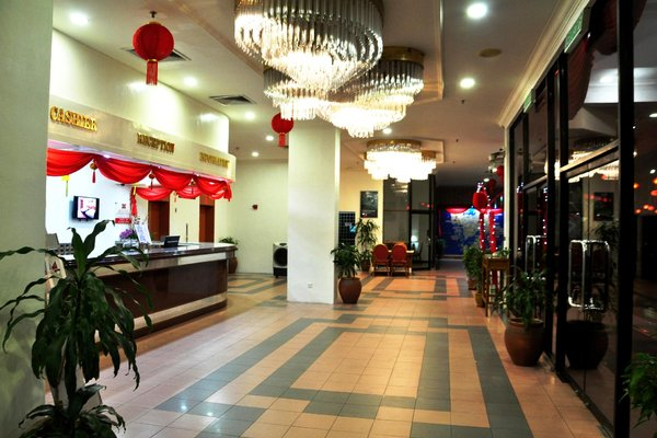 Hotel Grand Continental Langkawi - фото 7
