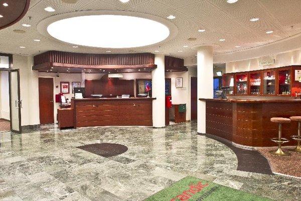 Отель Scandic Patria - фото 13