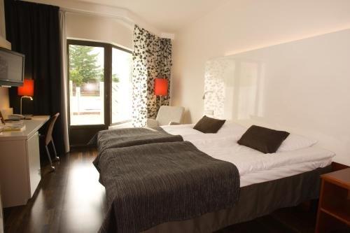 Отель Scandic Patria - фото 2