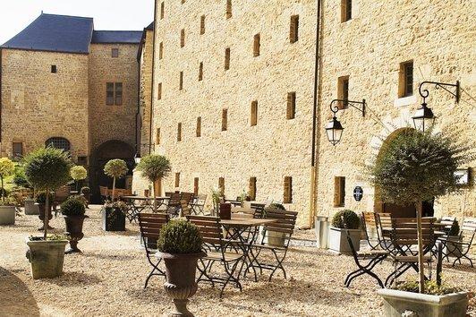 Hotel Le Chateau Fort de Sedan - фото 20