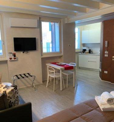 Vicolo Zini Apartments - фото 6