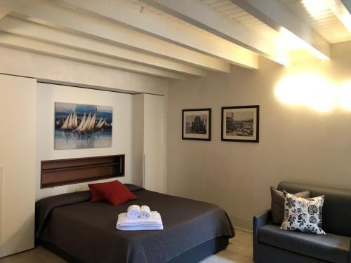 Vicolo Zini Apartments - фото 8