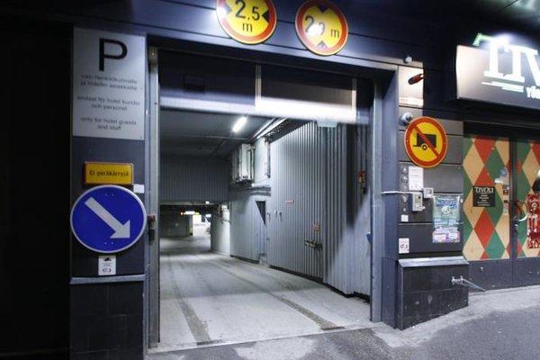 Hotel Musta Kissa - фото 14