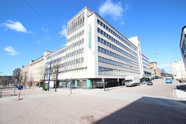 Forenom Aparthotel Lahti City - фото 50