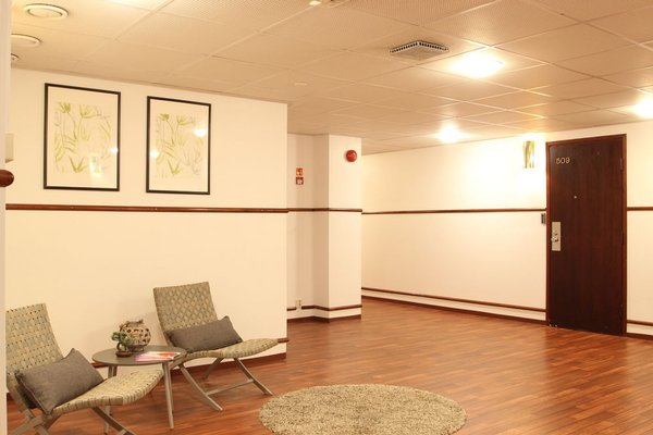 Forenom Aparthotel Lahti City - фото 10
