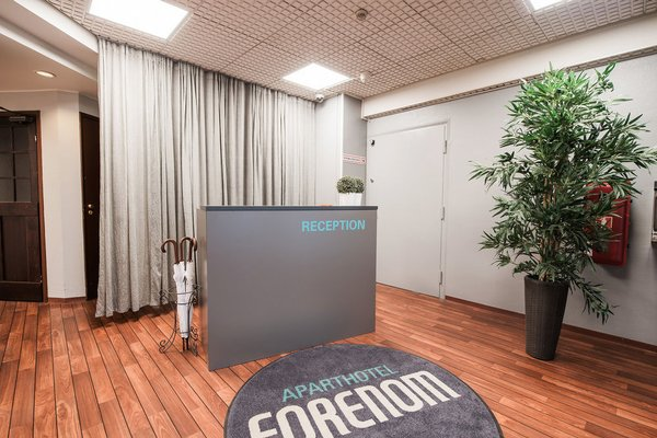 Forenom Aparthotel Lahti City - фото 17