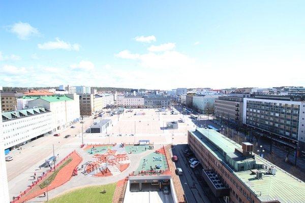 Forenom Aparthotel Lahti City - фото 21