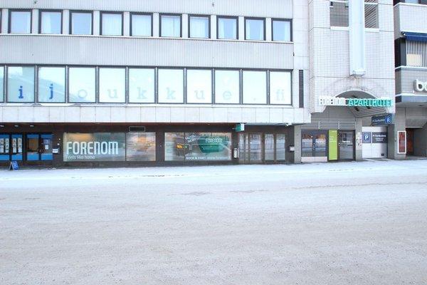 Forenom Aparthotel Lahti City - фото 22