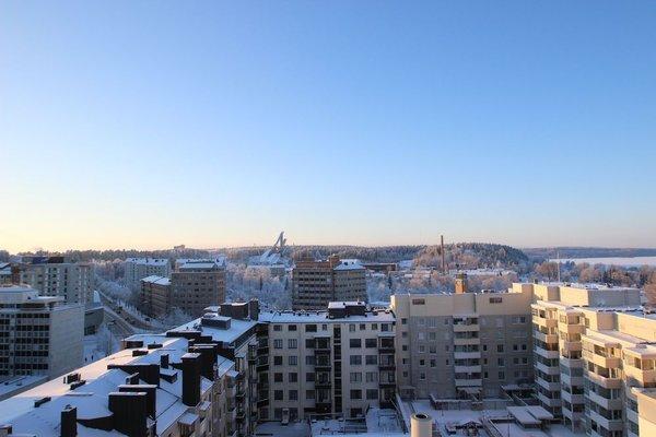 Forenom Aparthotel Lahti City - фото 23