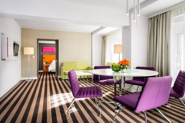 BEST WESTERN PREMIER Hotel Forum Katowice - фото 7