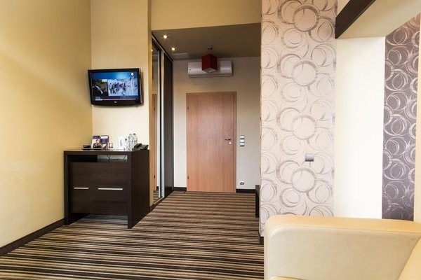 Hotel Diament Plaza Katowice - фото 16