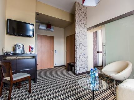 Hotel Diament Plaza Katowice - фото 6