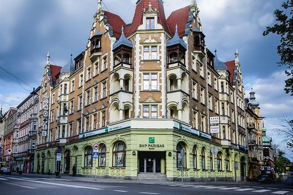 Hotel Diament Plaza Gliwice - фото 23