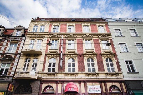 Hotel Diament Economy Gliwice - фото 21