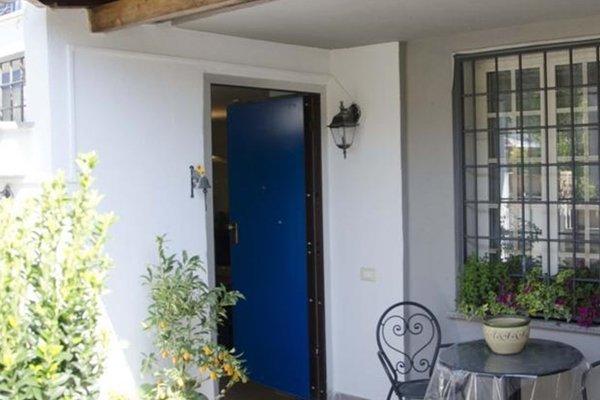 Гостиница «Azzurra House», Браччано