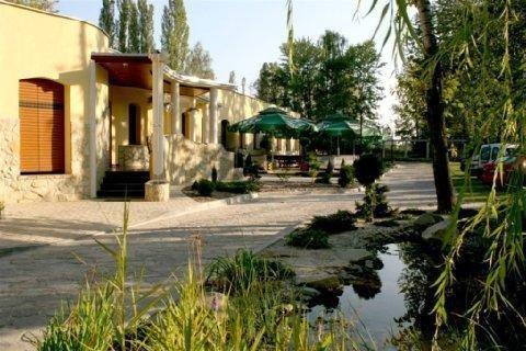 Hotel Trzy Swiaty Spa & Wellness Rajska WySpa - фото 23