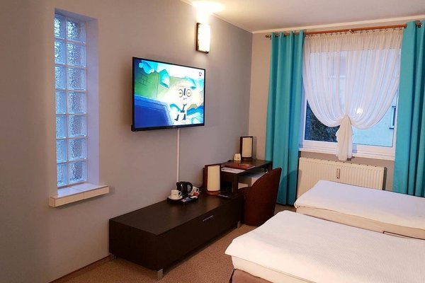 Hotel Trzy Swiaty Spa & Wellness Rajska WySpa - фото 5