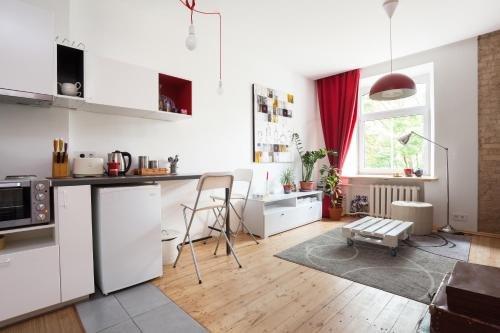 Apartment in Vilnius - Studio - фото 26