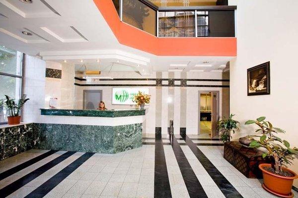 Отель Меридиан - фото 17