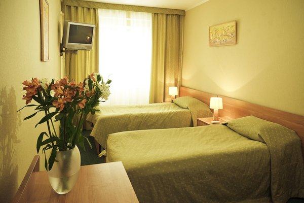 Отель Меридиан - фото 2