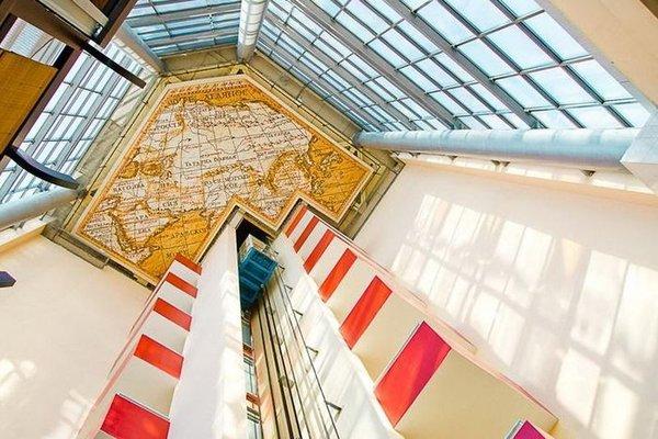 Отель Меридиан - фото 20