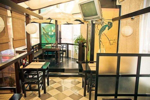 Отель Меридиан - фото 21
