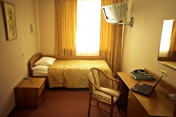 Отель Меридиан - фото 4
